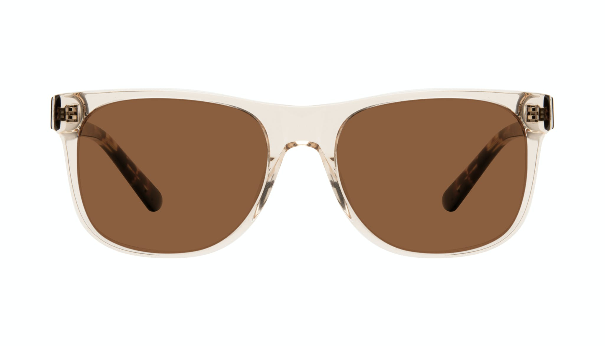 Affordable Fashion Glasses Square Sunglasses Men Make Golden Tort