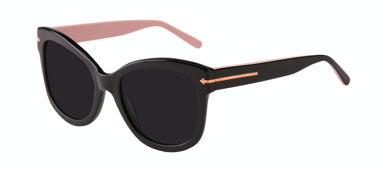 Affordable Fashion Glasses Square Sunglasses Women Marlo Carbon Tilt