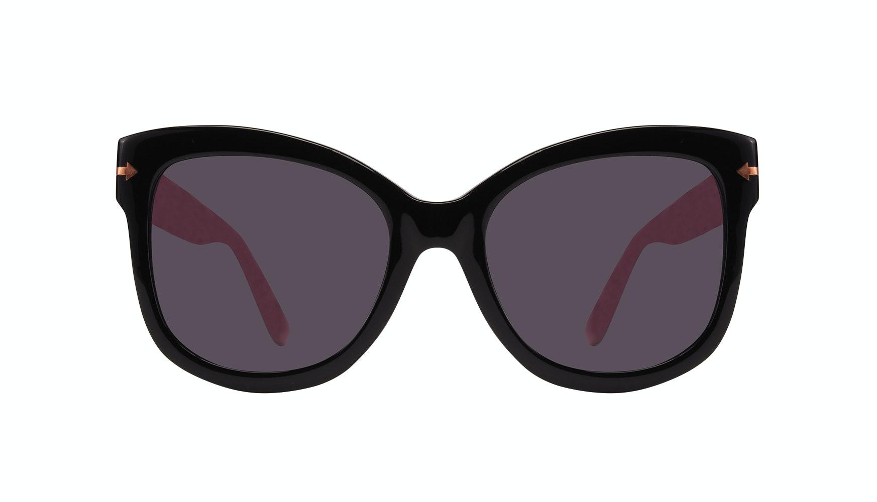 Lunettes tendance Oeil de chat Carrée Lunettes solaires Femmes Marlo Carbon