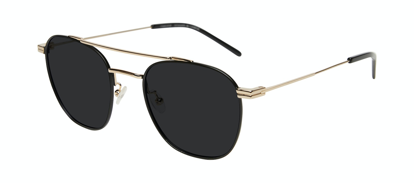 Affordable Fashion Glasses Aviator Sunglasses Men Miami Deep Gold Tilt