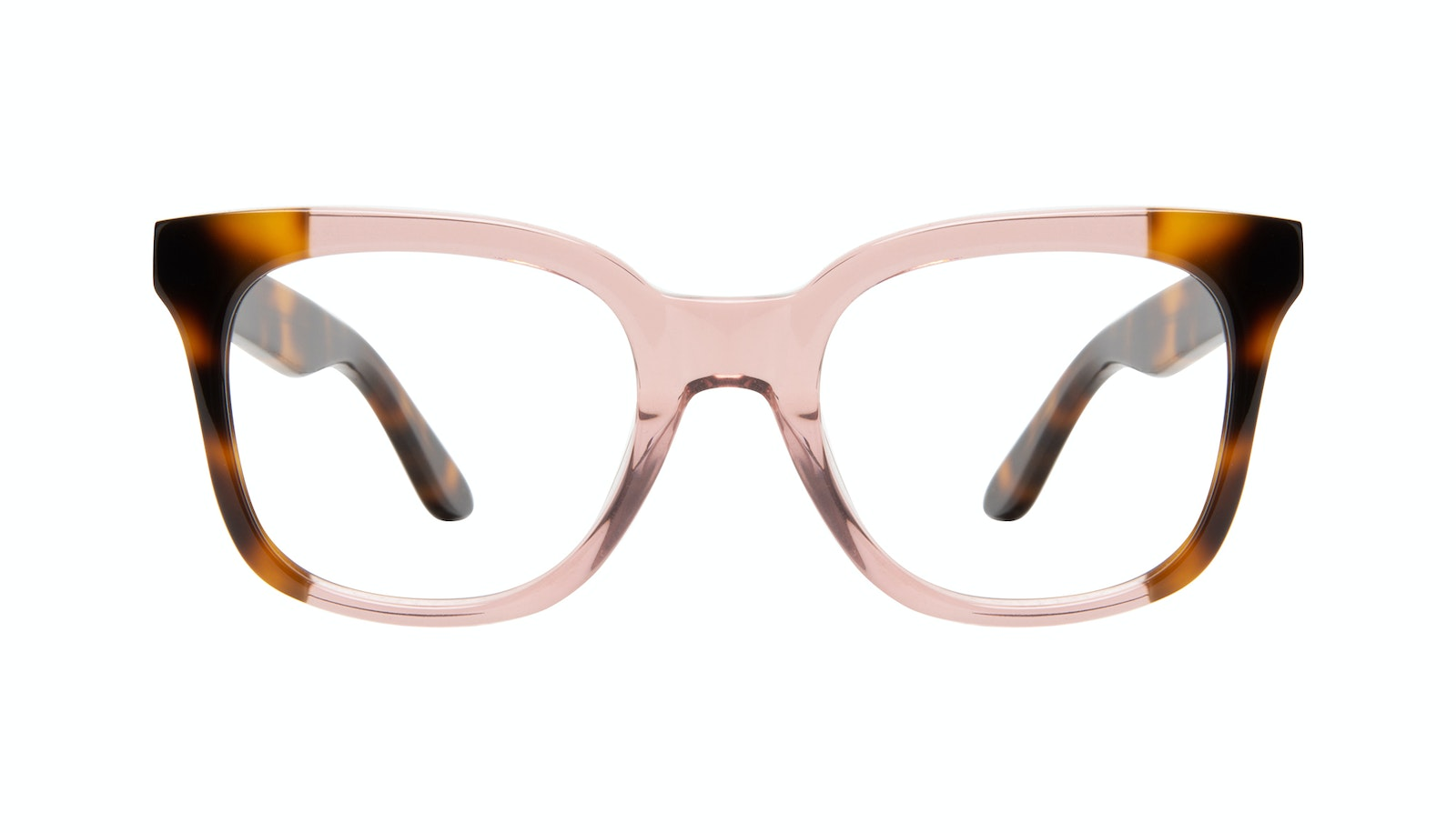 Affordable Fashion Glasses Square Eyeglasses Women Mighty Rose Tort