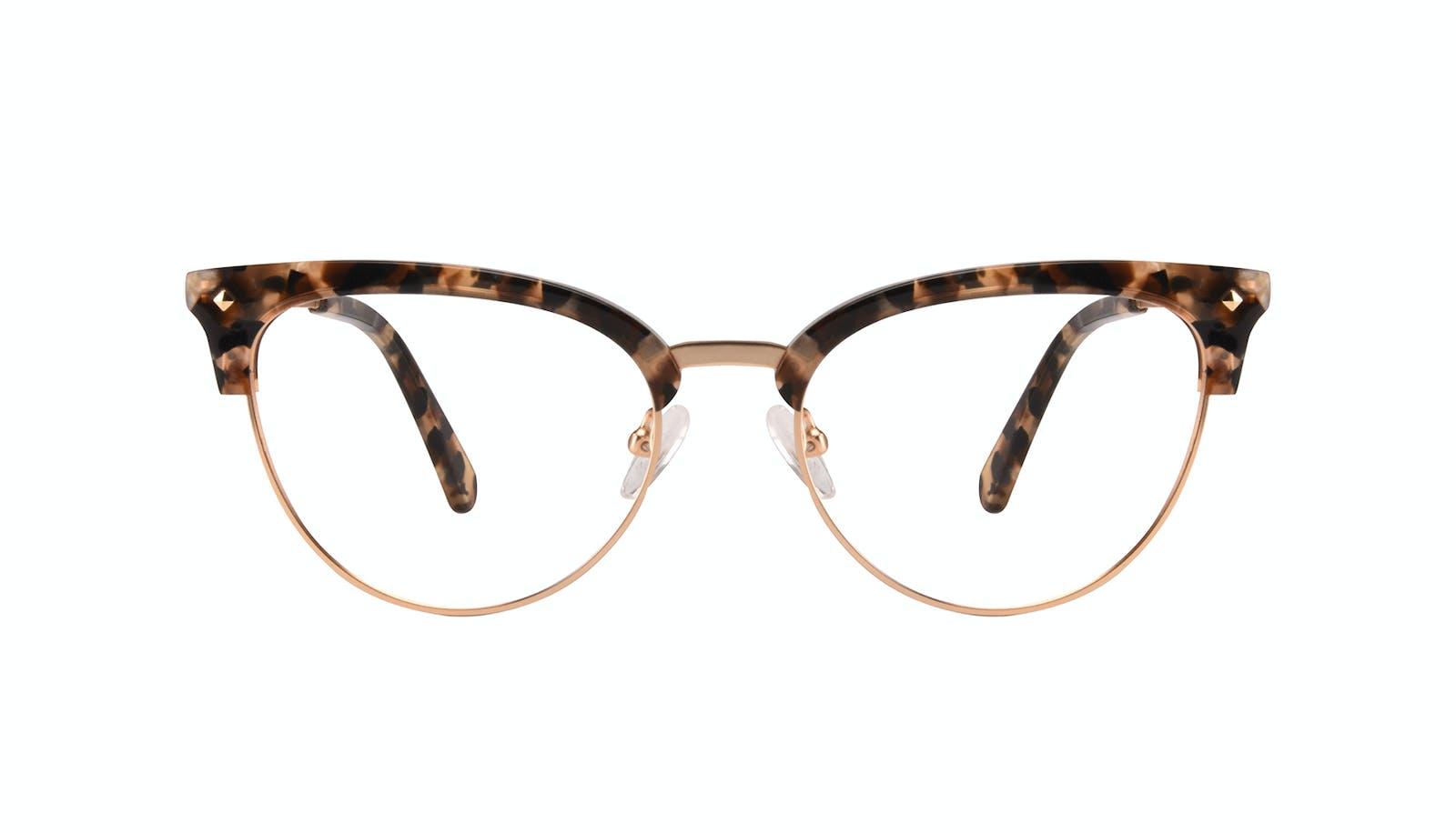 c6d732ab52ab Affordable Fashion Glasses Cat Eye Daring Cateye Eyeglasses Women Moon Gold  Flake