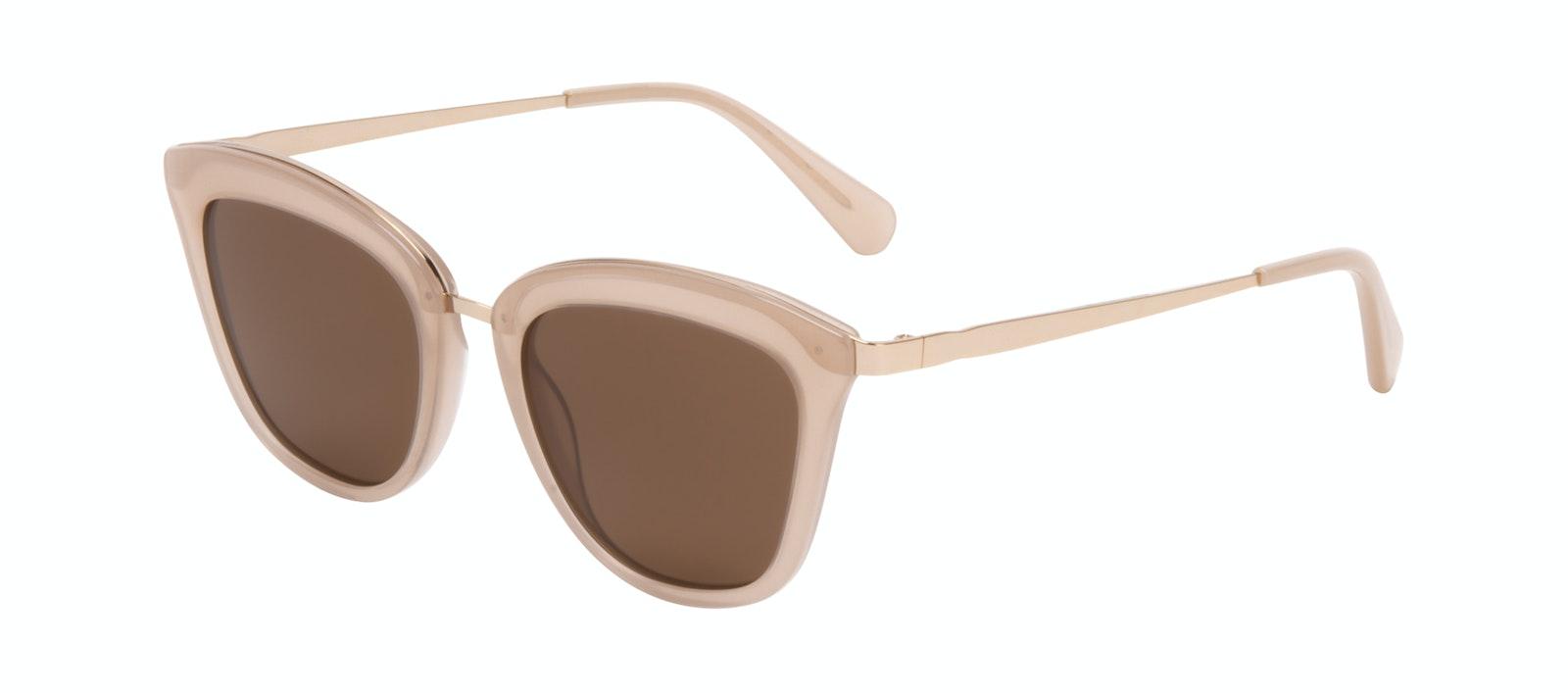 Affordable Fashion Glasses Cat Eye Sunglasses Women More Petite Bone Tilt
