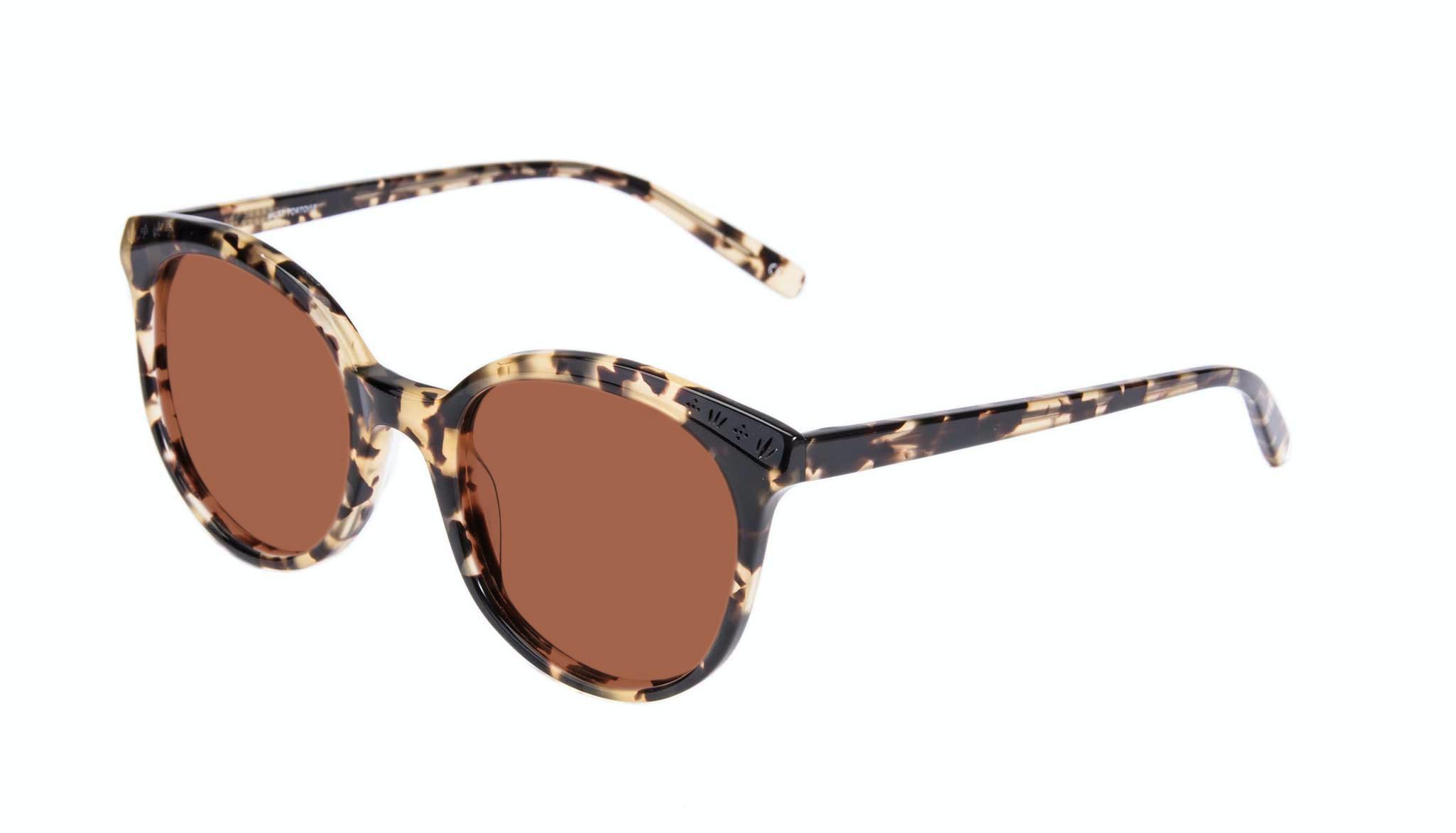 Affordable Fashion Glasses Round Sunglasses Women Must Tortoise Tilt