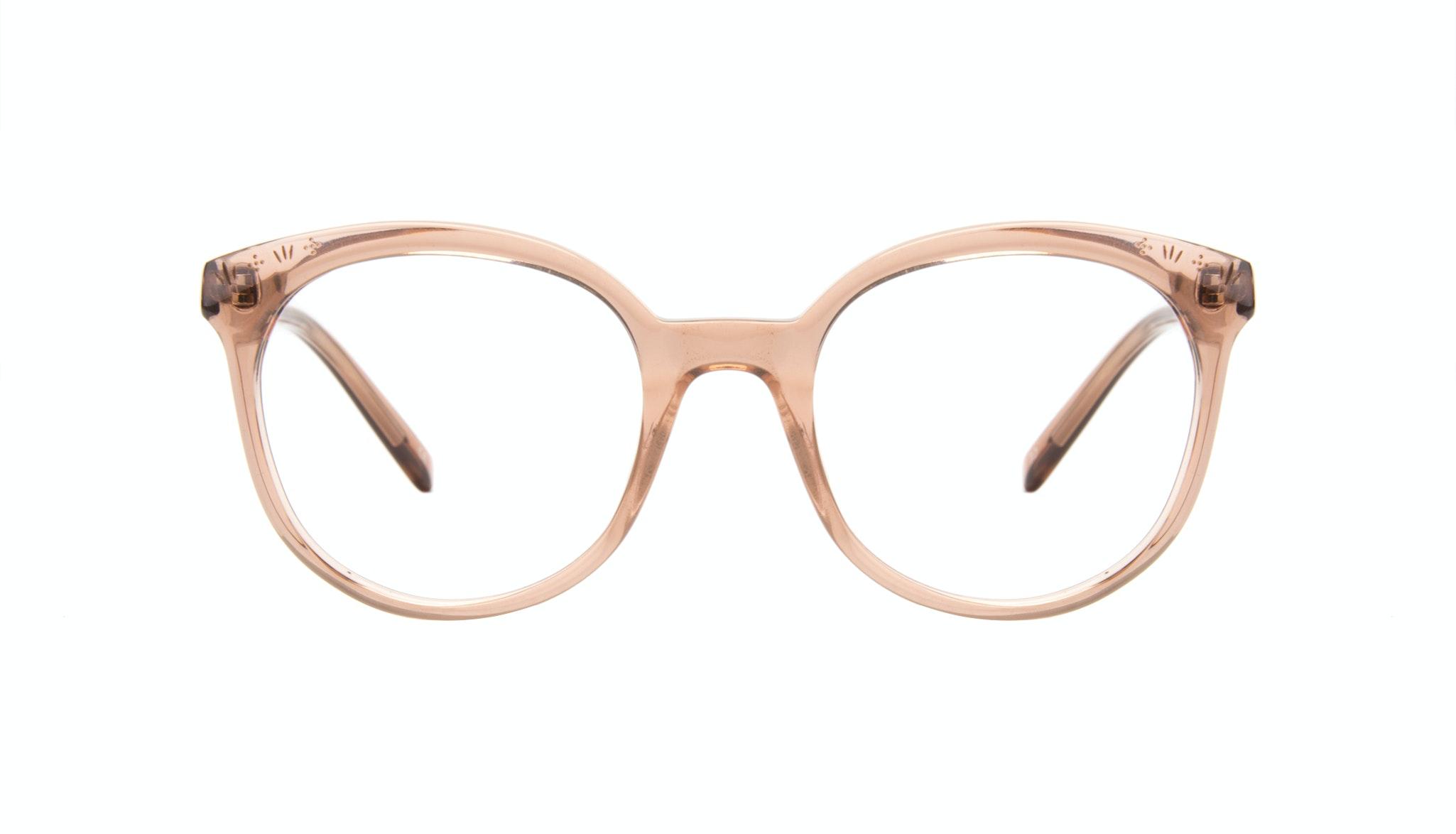 Affordable Fashion Glasses Round Eyeglasses Women Must Rose