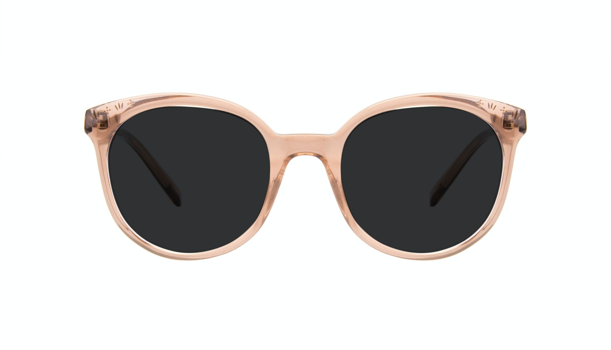 Affordable Fashion Glasses Round Sunglasses Women Must Rose