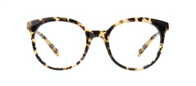 Affordable Fashion Glasses Round Eyeglasses Women Must Tortoise Front