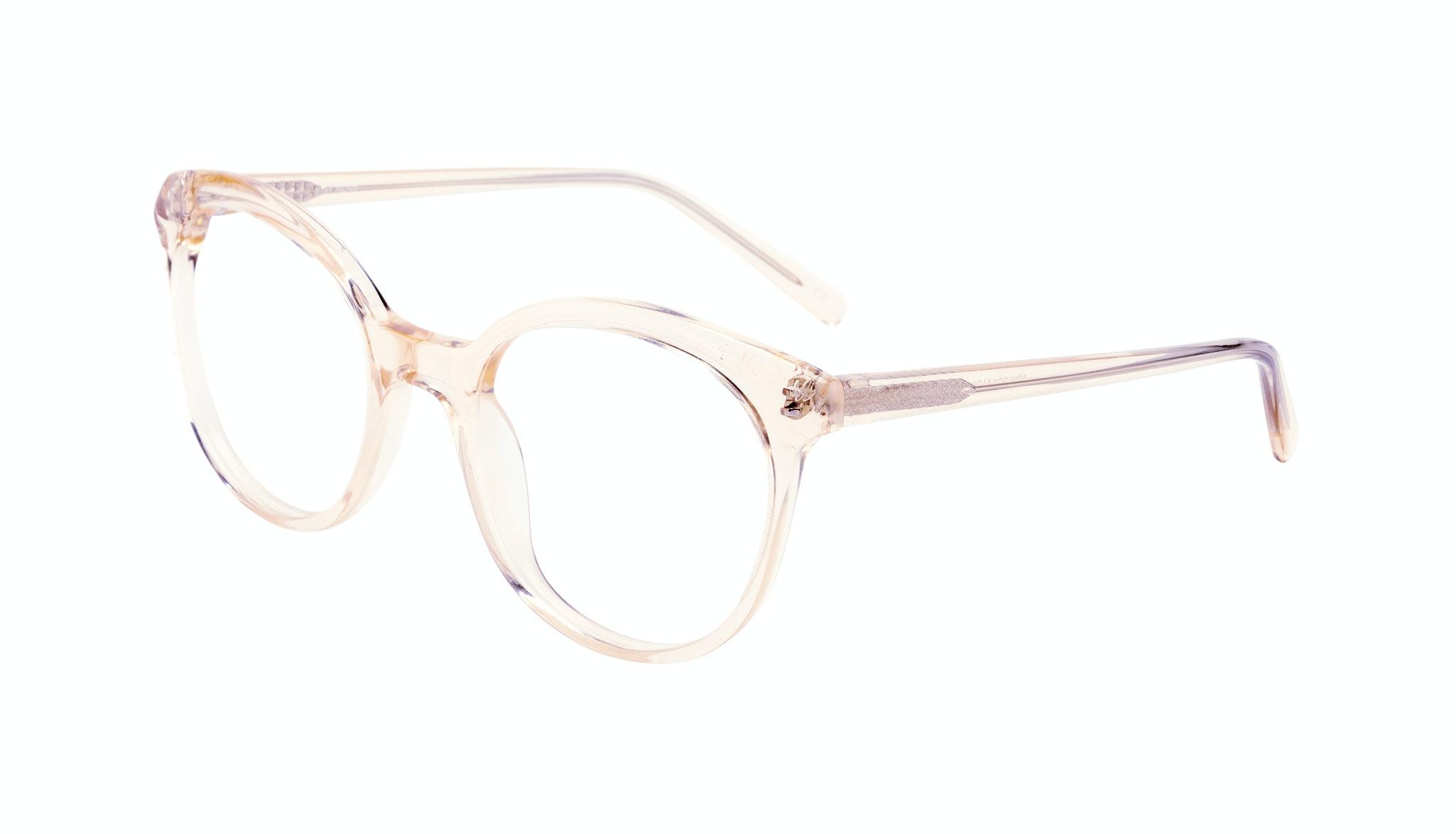 Affordable Fashion Glasses Round Eyeglasses Women Must Blond Tilt