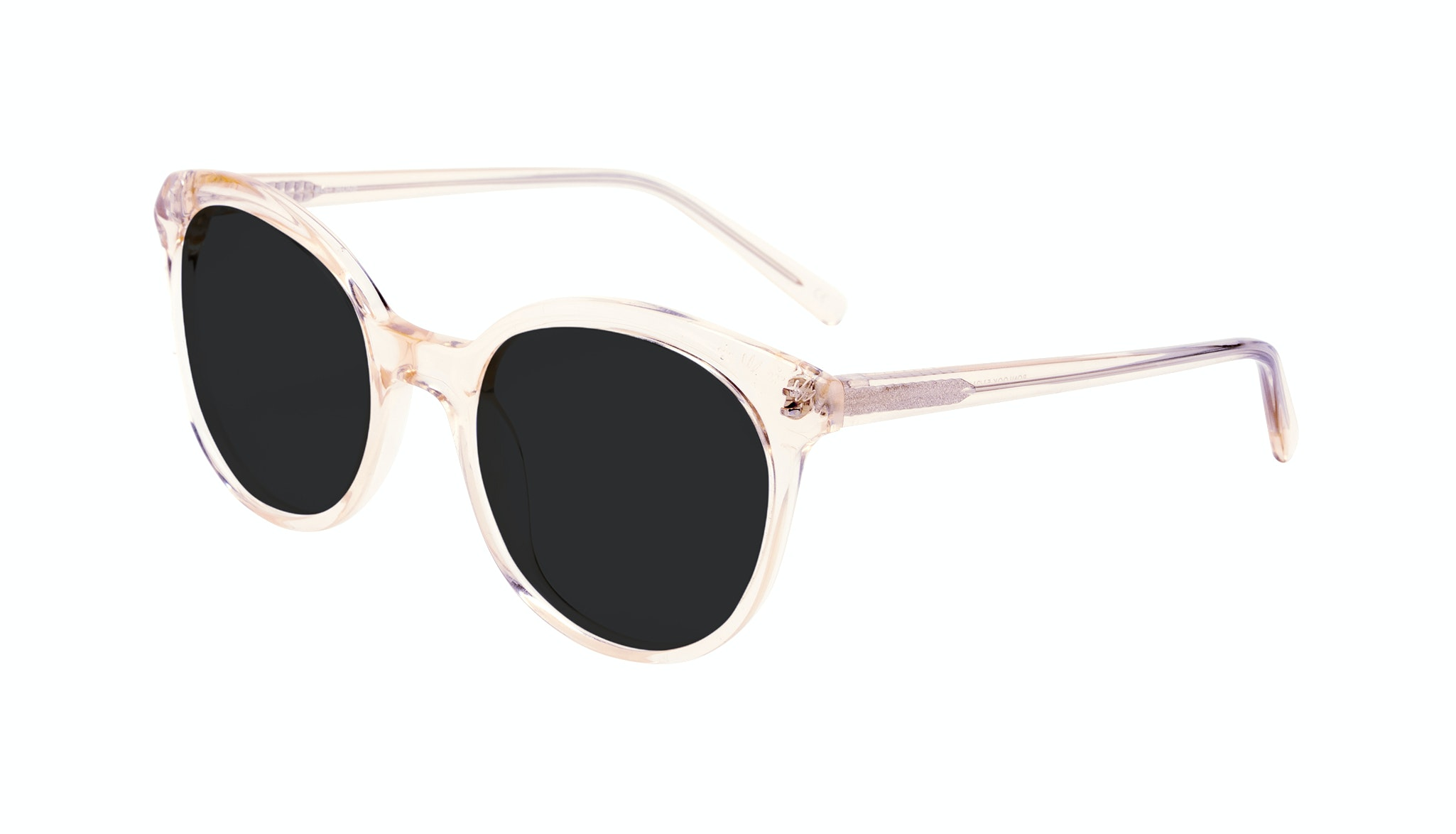 Affordable Fashion Glasses Round Sunglasses Women Must Blond Tilt