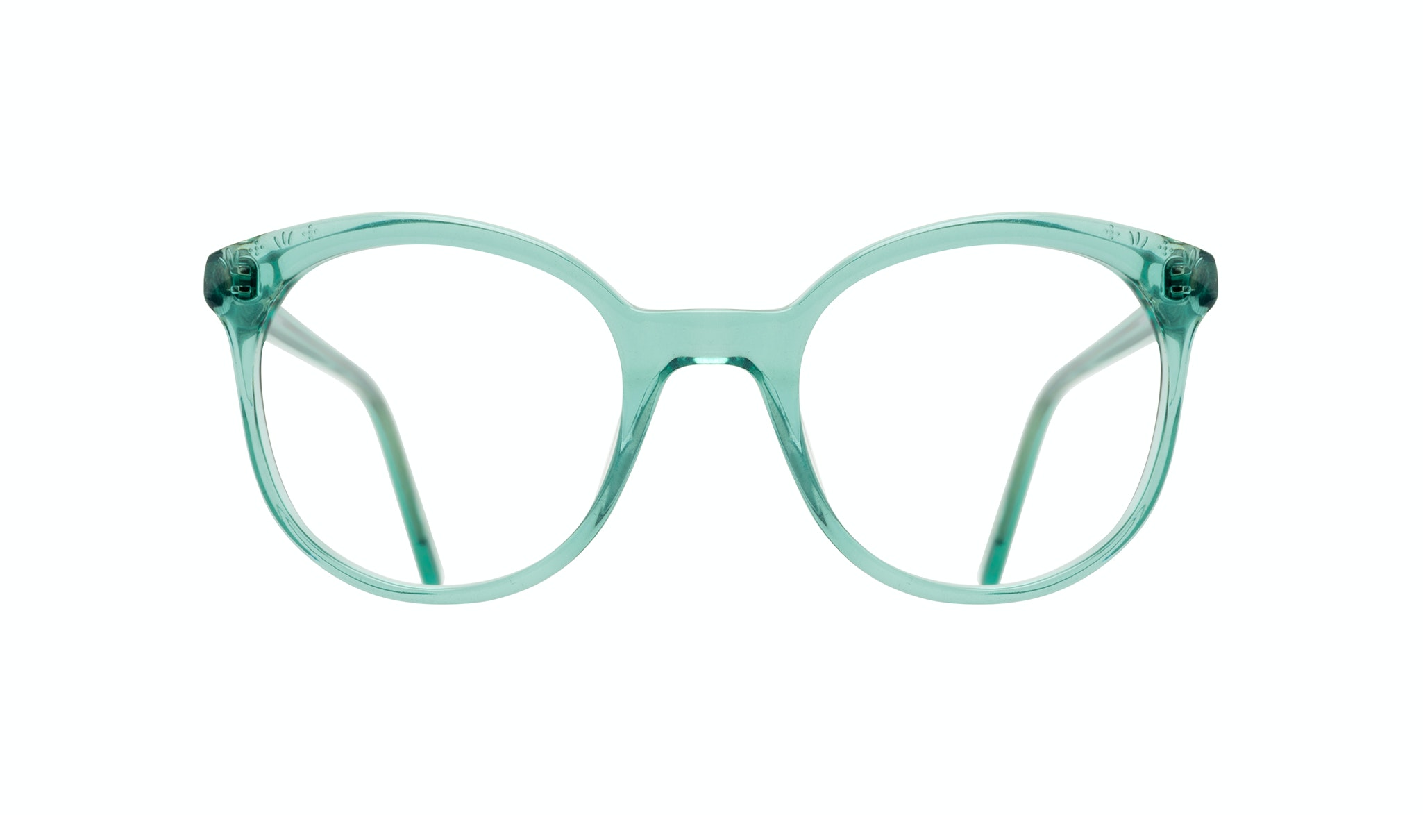 Affordable Fashion Glasses Round Eyeglasses Women Must Emeraude