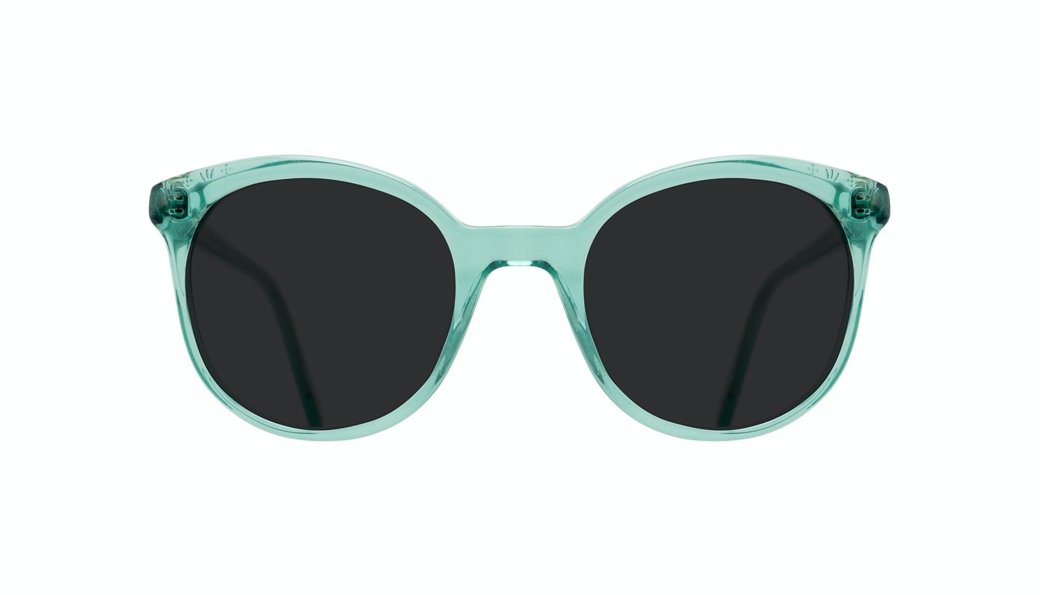 Affordable Fashion Glasses Round Sunglasses Women Must Emeraude