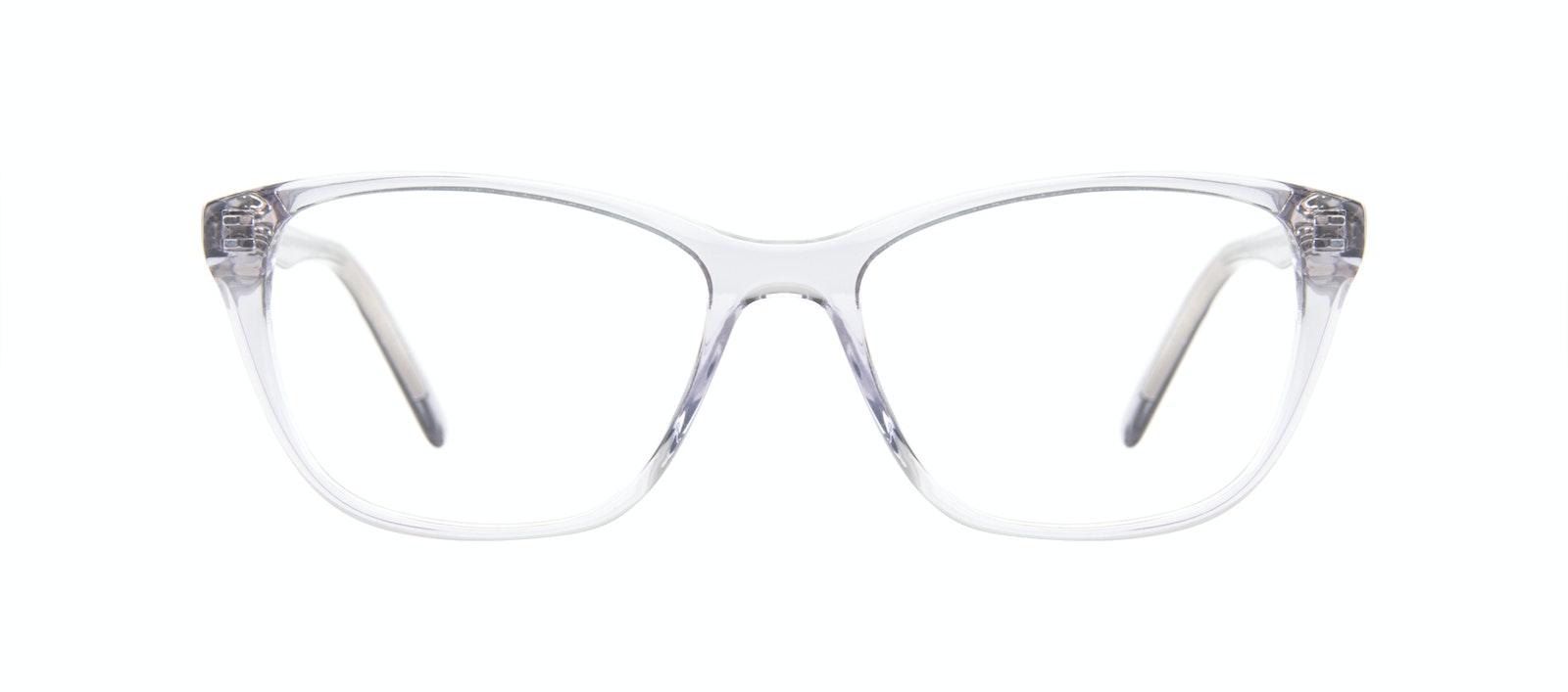Affordable Fashion Glasses Cat Eye Eyeglasses Women Myrtle Petite Cloud Front