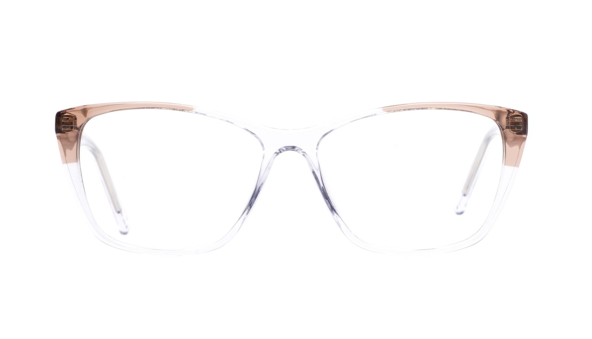 Affordable Fashion Glasses Cat Eye Rectangle Eyeglasses Women Myrtle Diamond Rose