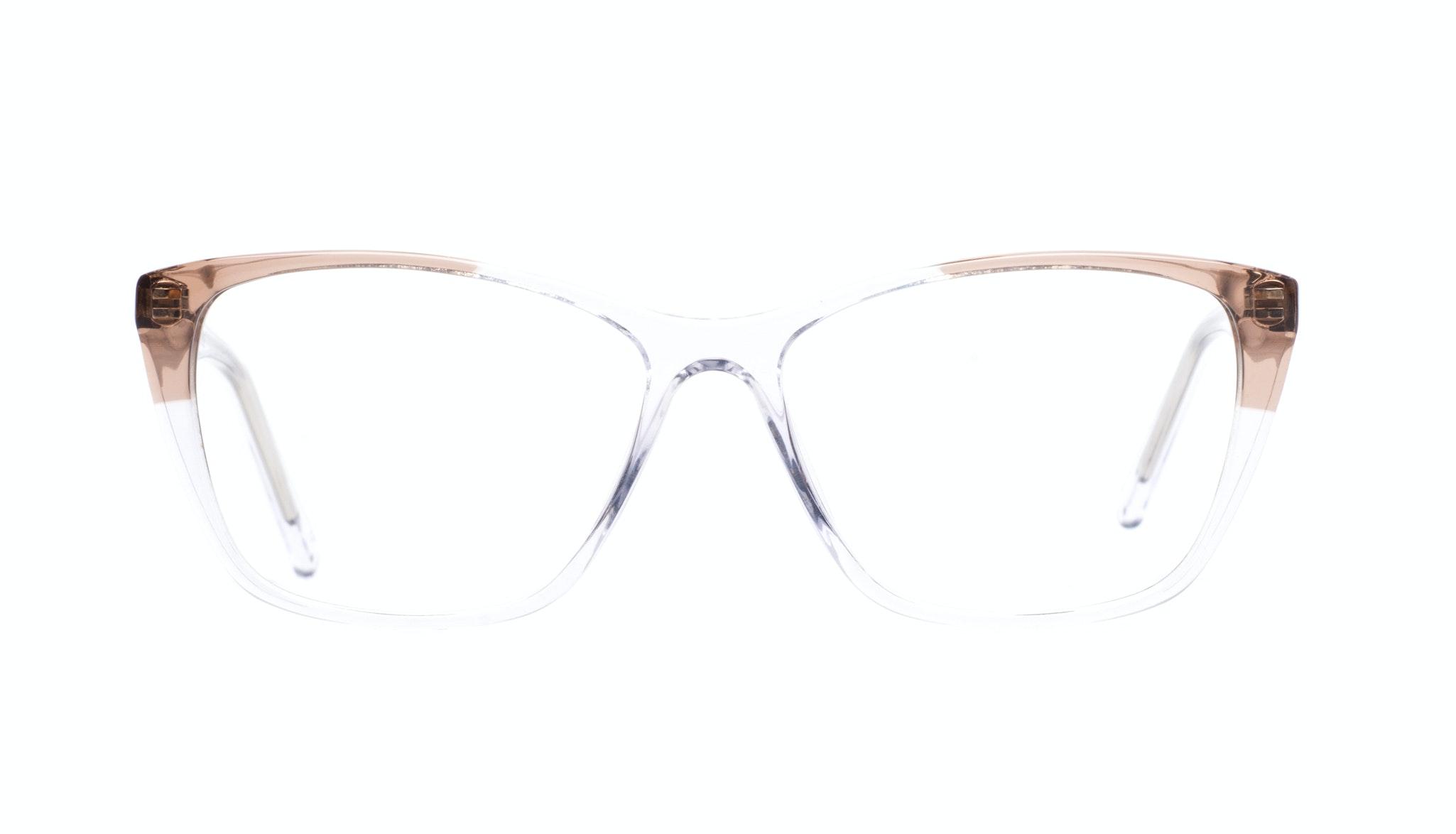 Lunettes tendance Oeil de chat Rectangle Lunettes de vue Femmes Myrtle Diamond Rose