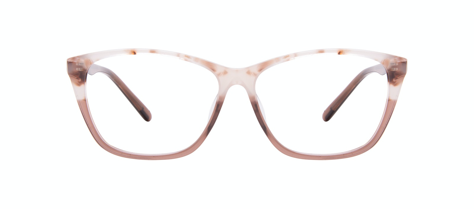 Lunettes tendance Oeil de chat Rectangle Lunettes de vue Femmes Myrtle Frosted Sand Face