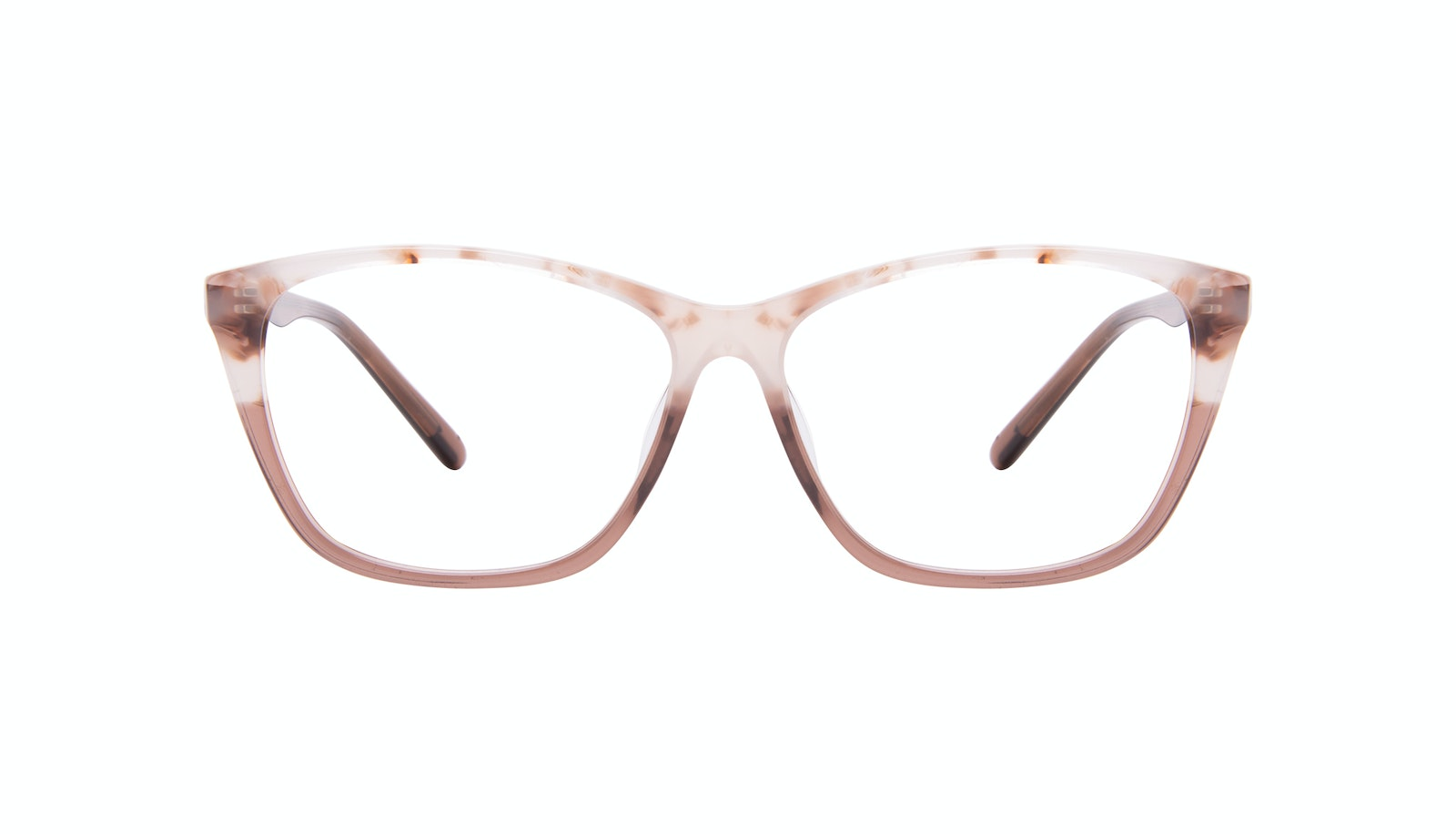 Affordable Fashion Glasses Cat Eye Rectangle Eyeglasses Women Myrtle Frosted Sand