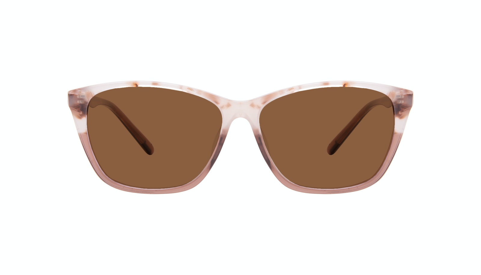 Affordable Fashion Glasses Cat Eye Rectangle Sunglasses Women Myrtle Frosted Sand
