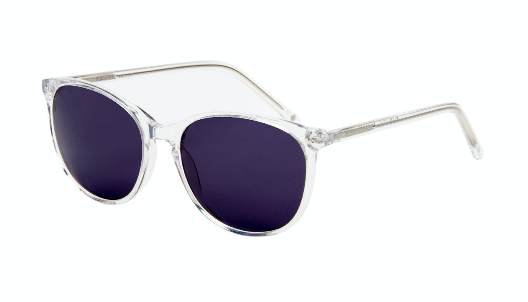 Affordable Fashion Glasses Rectangle Square Round Sunglasses Women Nadine Water Tilt
