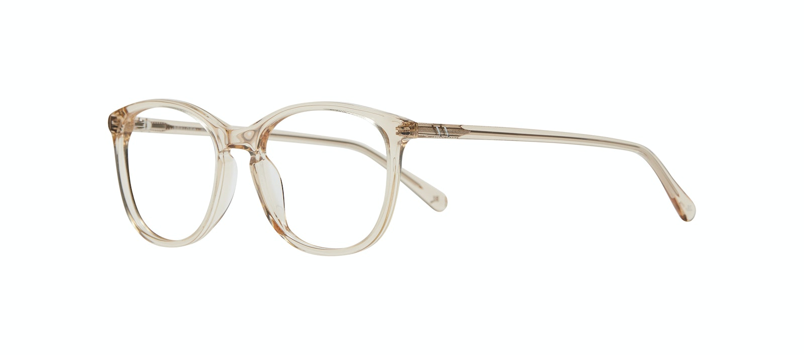 Affordable Fashion Glasses Rectangle Square Round Eyeglasses Women Nadine S Prosecco Tilt