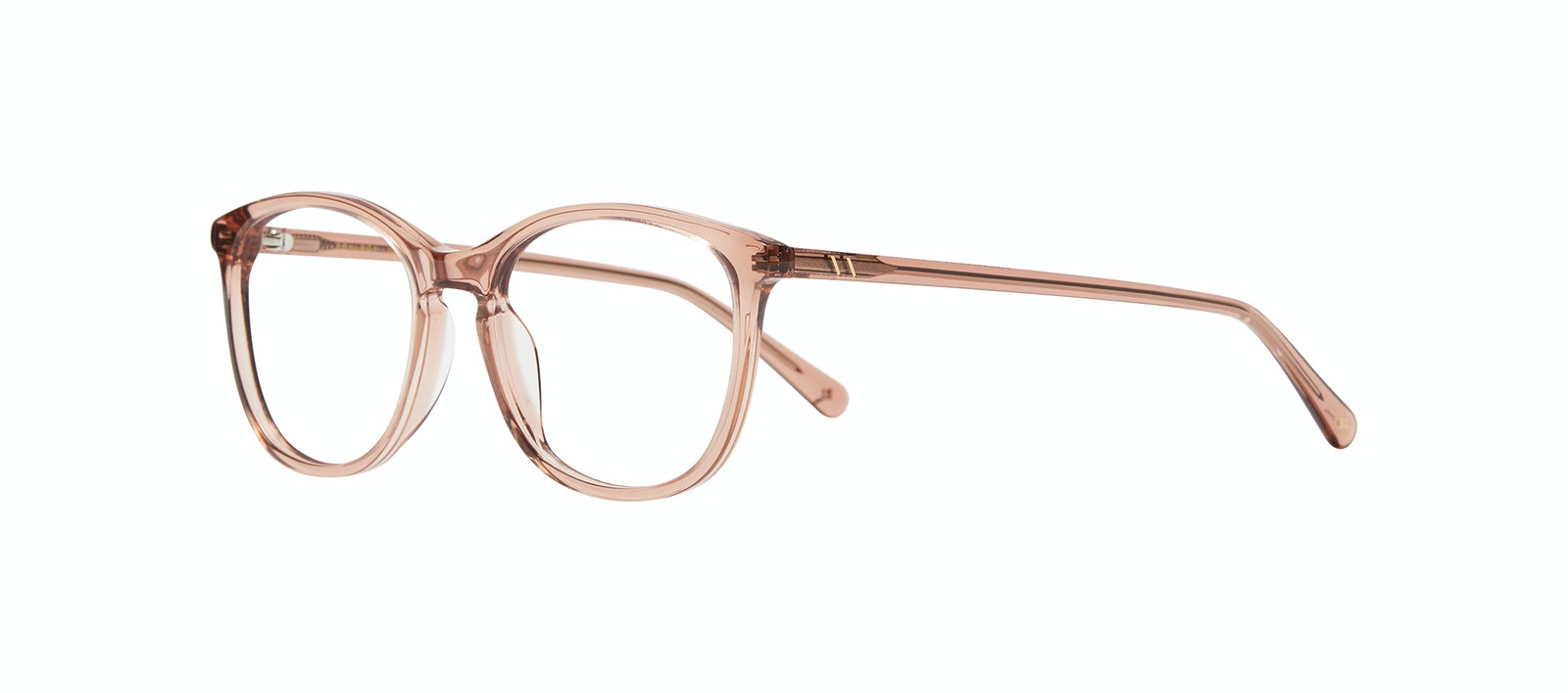 Affordable Fashion Glasses Rectangle Square Round Eyeglasses Women Nadine S Rose Tilt