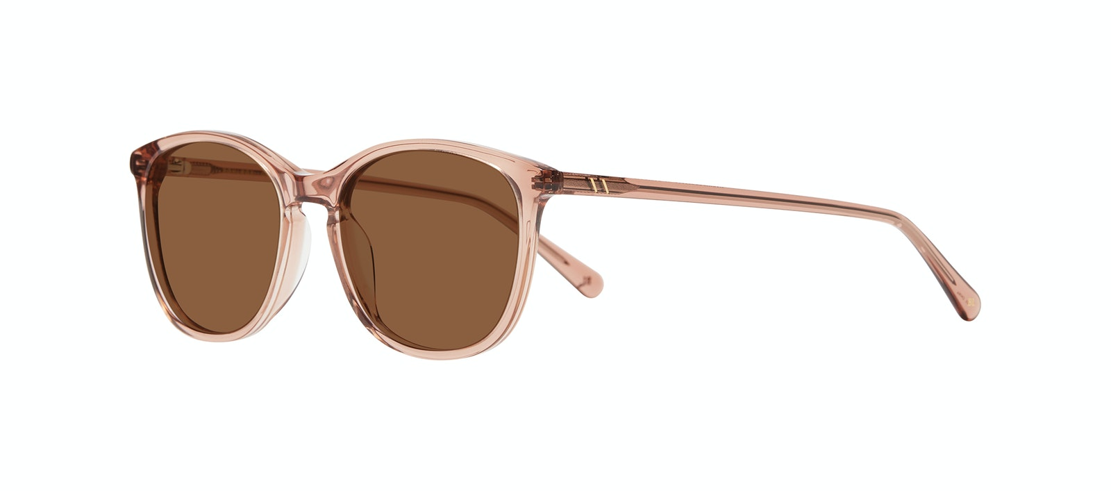 Affordable Fashion Glasses Rectangle Square Round Sunglasses Women Nadine M Rose Tilt