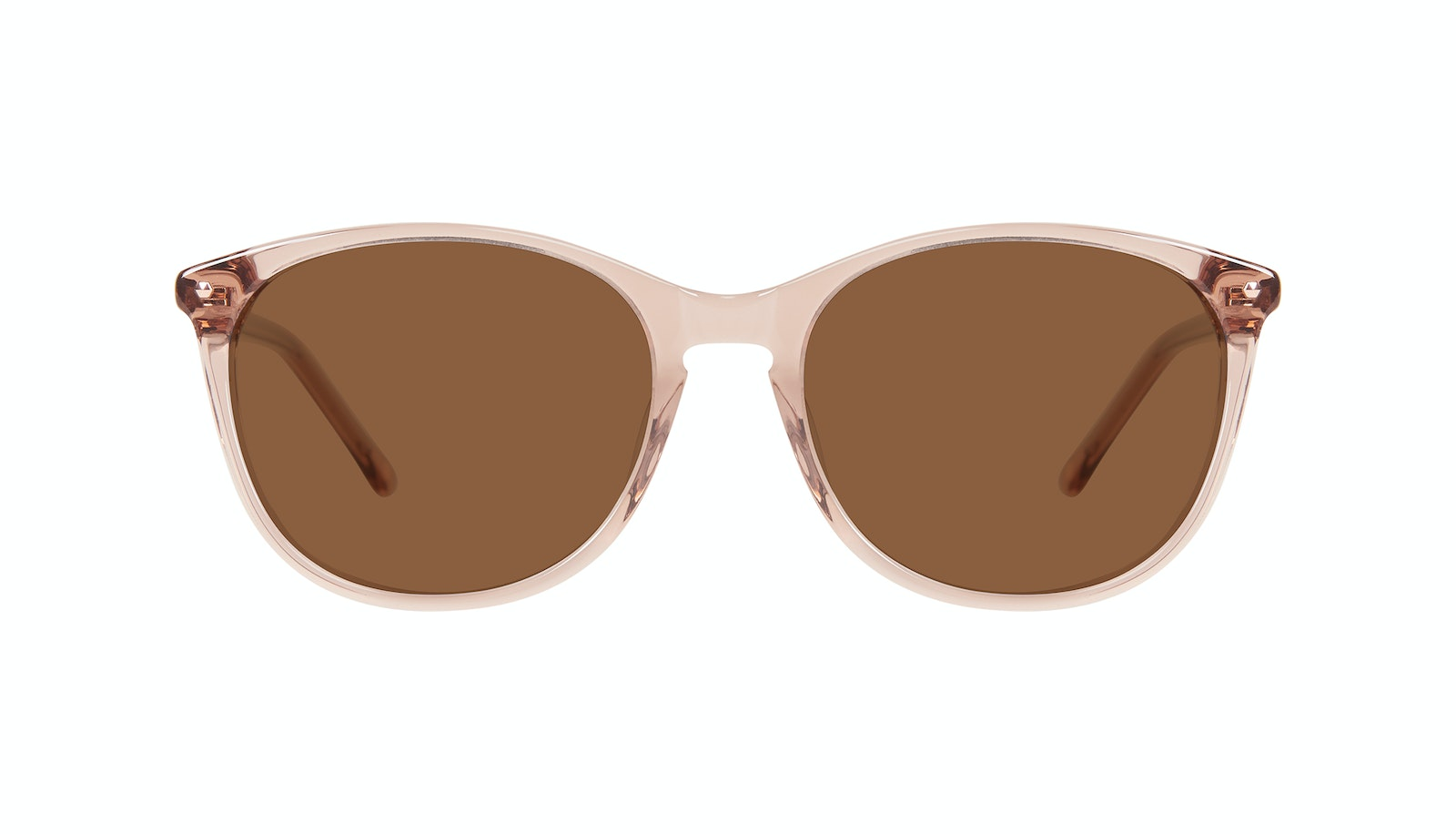 Affordable Fashion Glasses Rectangle Square Round Sunglasses Women Nadine Rose