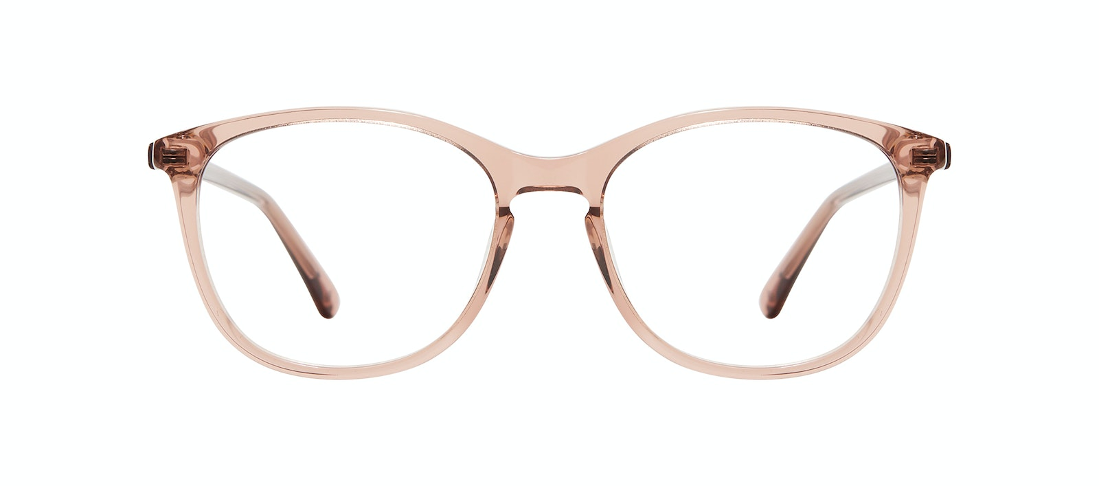 Affordable Fashion Glasses Rectangle Square Round Eyeglasses Women Nadine S Rose Front