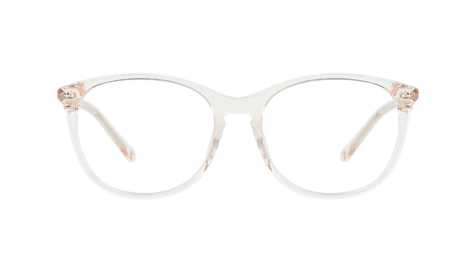 Affordable Fashion Glasses Rectangle Square Round Eyeglasses Women Nadine Prosecco