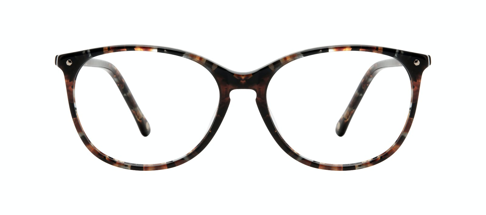 903267f1096 Affordable Fashion Glasses Rectangle Square Round Eyeglasses Women Nadine  Sepia Front