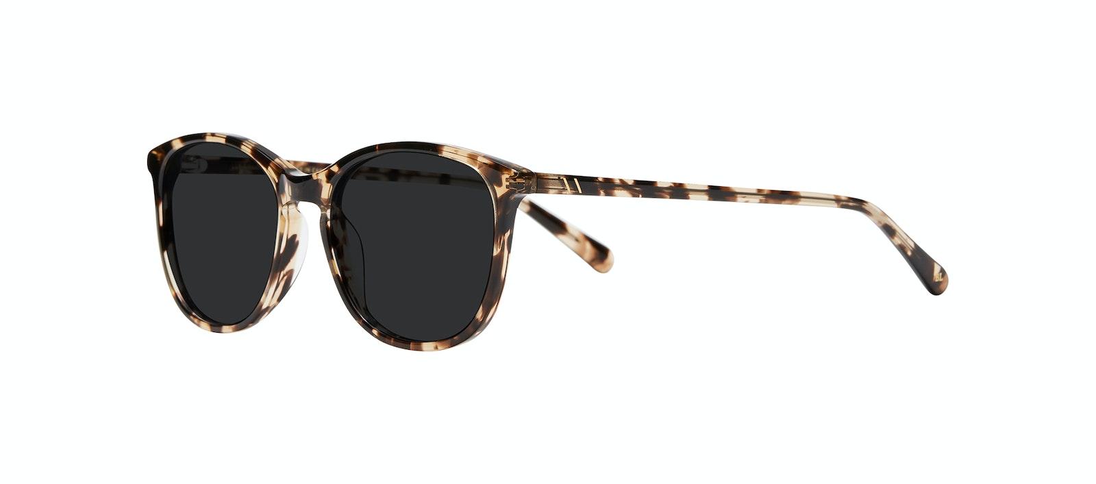 Affordable Fashion Glasses Rectangle Square Round Sunglasses Women Nadine S Snake Skin Tilt