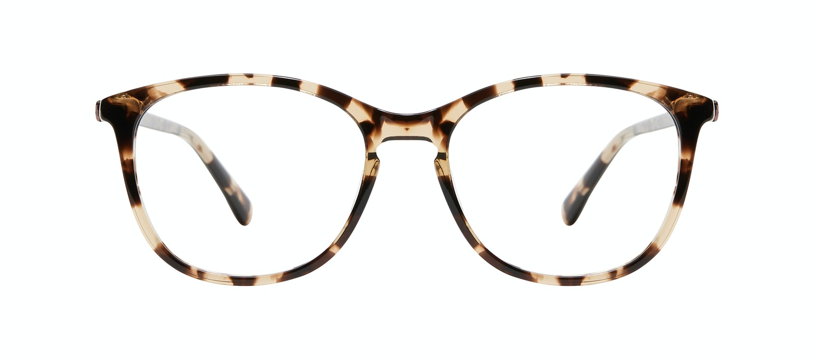 Affordable Fashion Glasses Rectangle Square Round Eyeglasses Women Nadine M Snake Skin Front