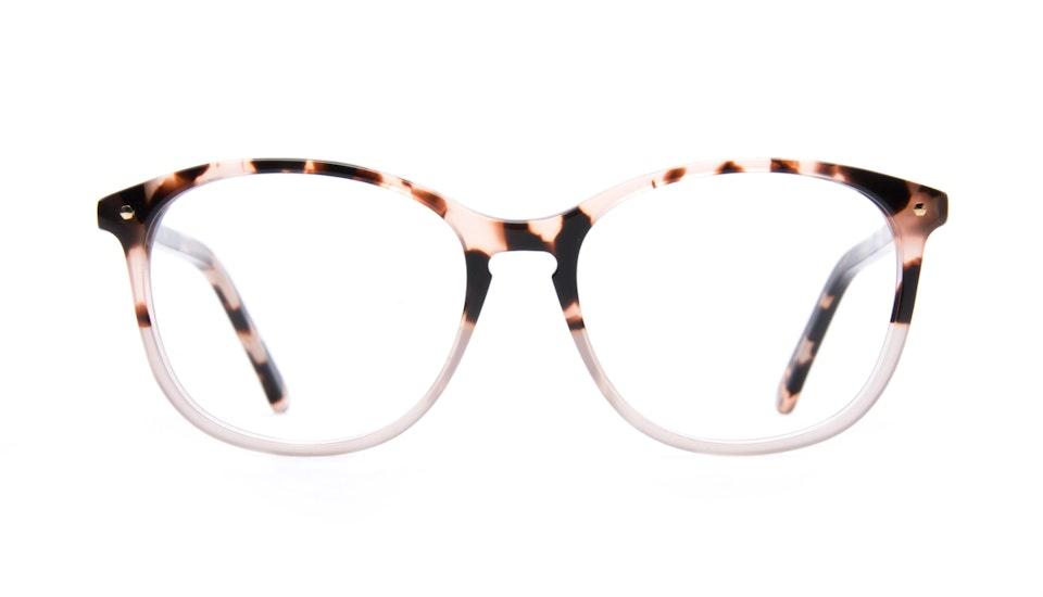 Eyeglass Frames Two Tone : Womens Eyeglasses - Nadine in Two Tone Pink BonLook