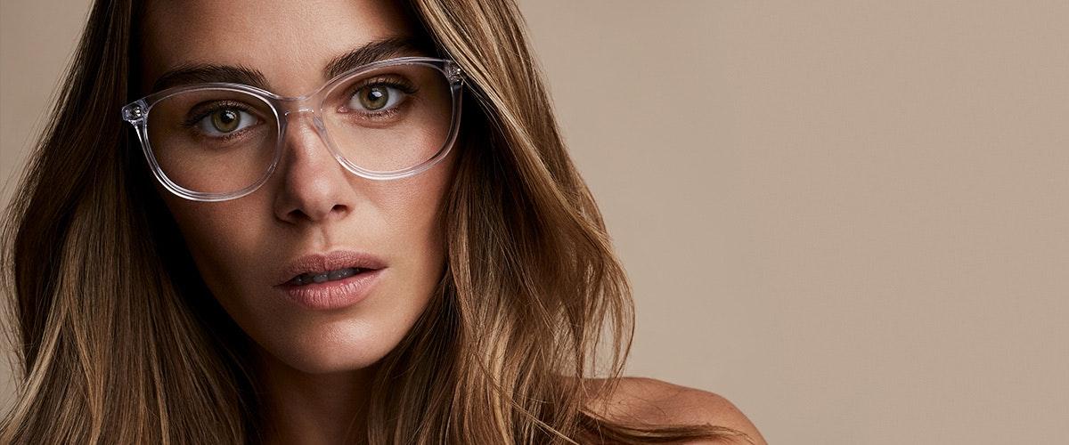 Affordable Fashion Glasses Rectangle Square Round Eyeglasses Women Nadine Water
