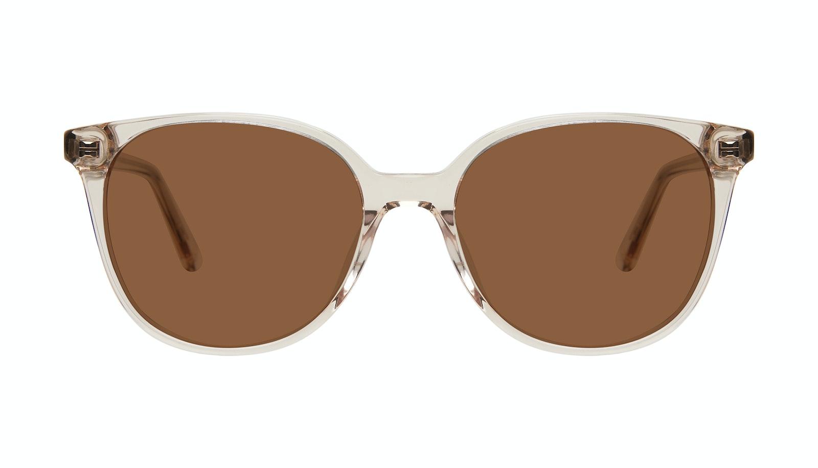 Affordable Fashion Glasses Square Sunglasses Women Novel Blond