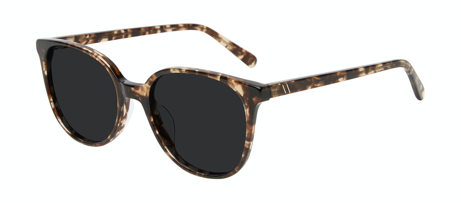 Affordable Fashion Glasses Square Sunglasses Women Novel Leopard Tilt