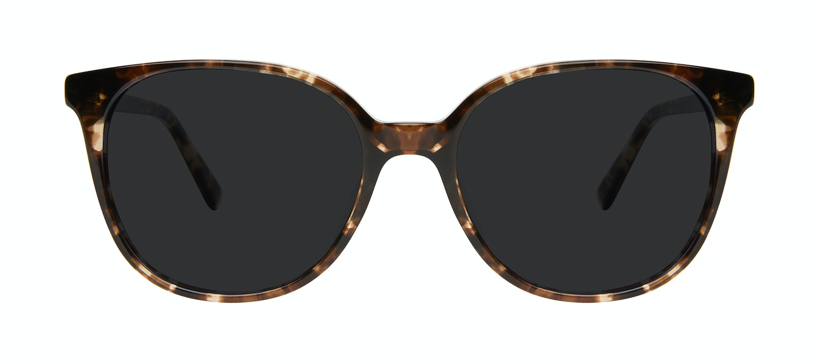 Affordable Fashion Glasses Square Sunglasses Women Novel Leopard Front