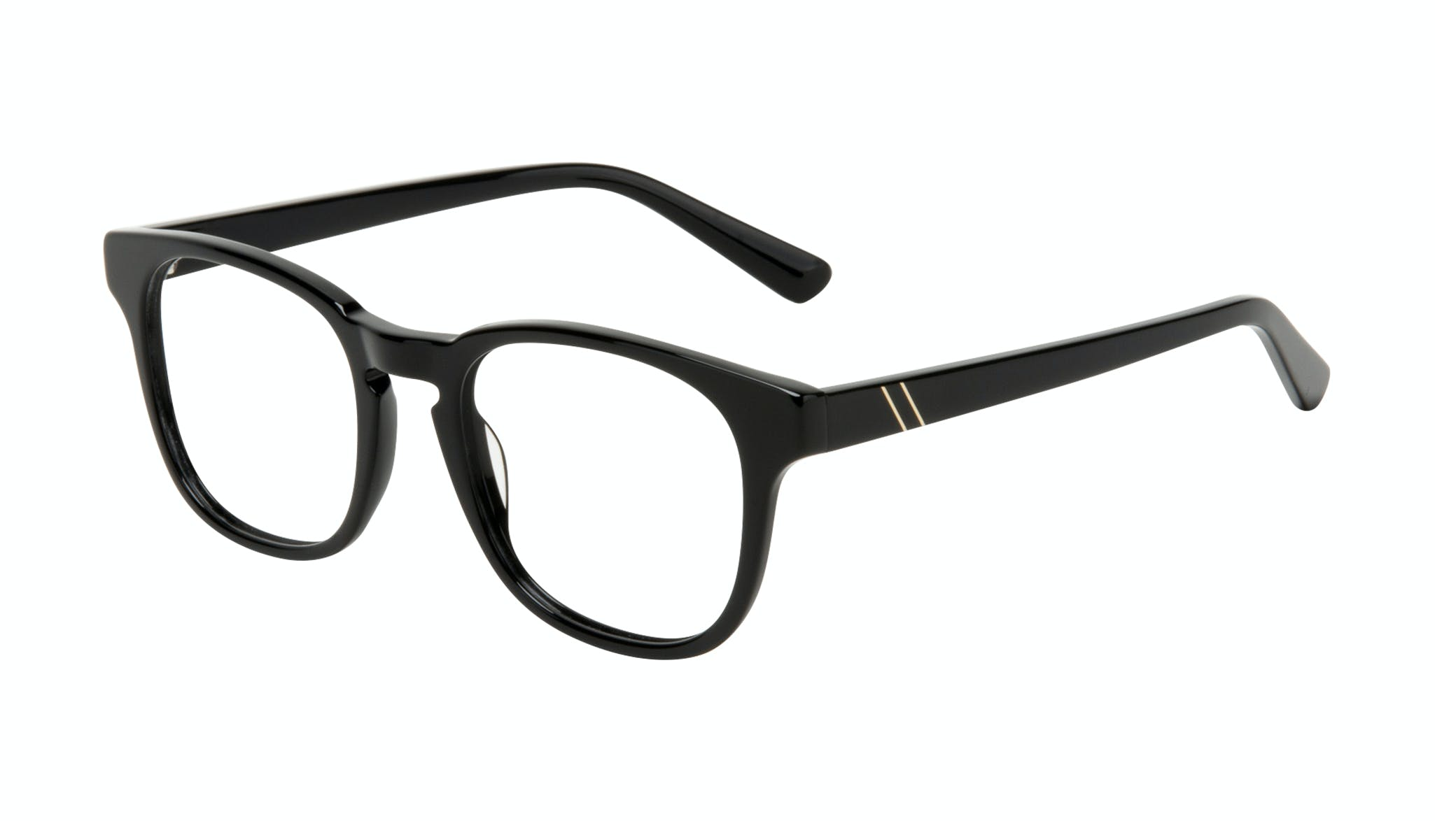 Affordable Fashion Glasses Square Eyeglasses Men Outline Black Tort Tilt