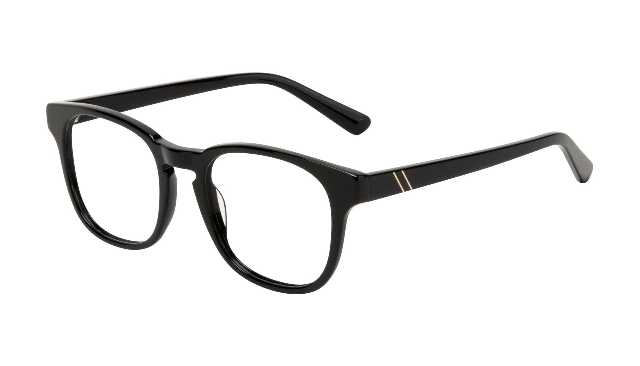 Affordable Fashion Glasses Square Eyeglasses Men Outline Black Tort Tilt