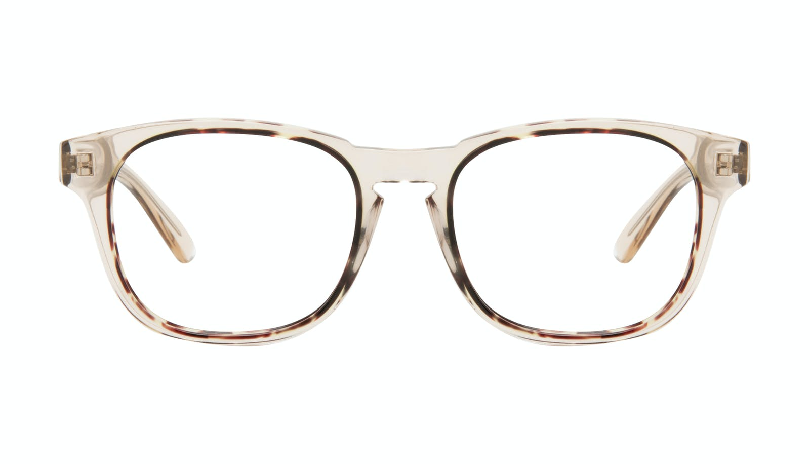 a671098f5e Affordable Fashion Glasses Square Eyeglasses Men Outline Golden Tort