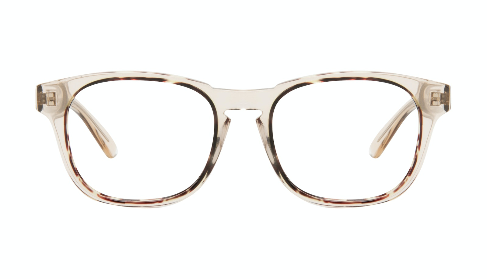 Affordable Fashion Glasses Square Eyeglasses Men Outline Golden Tort