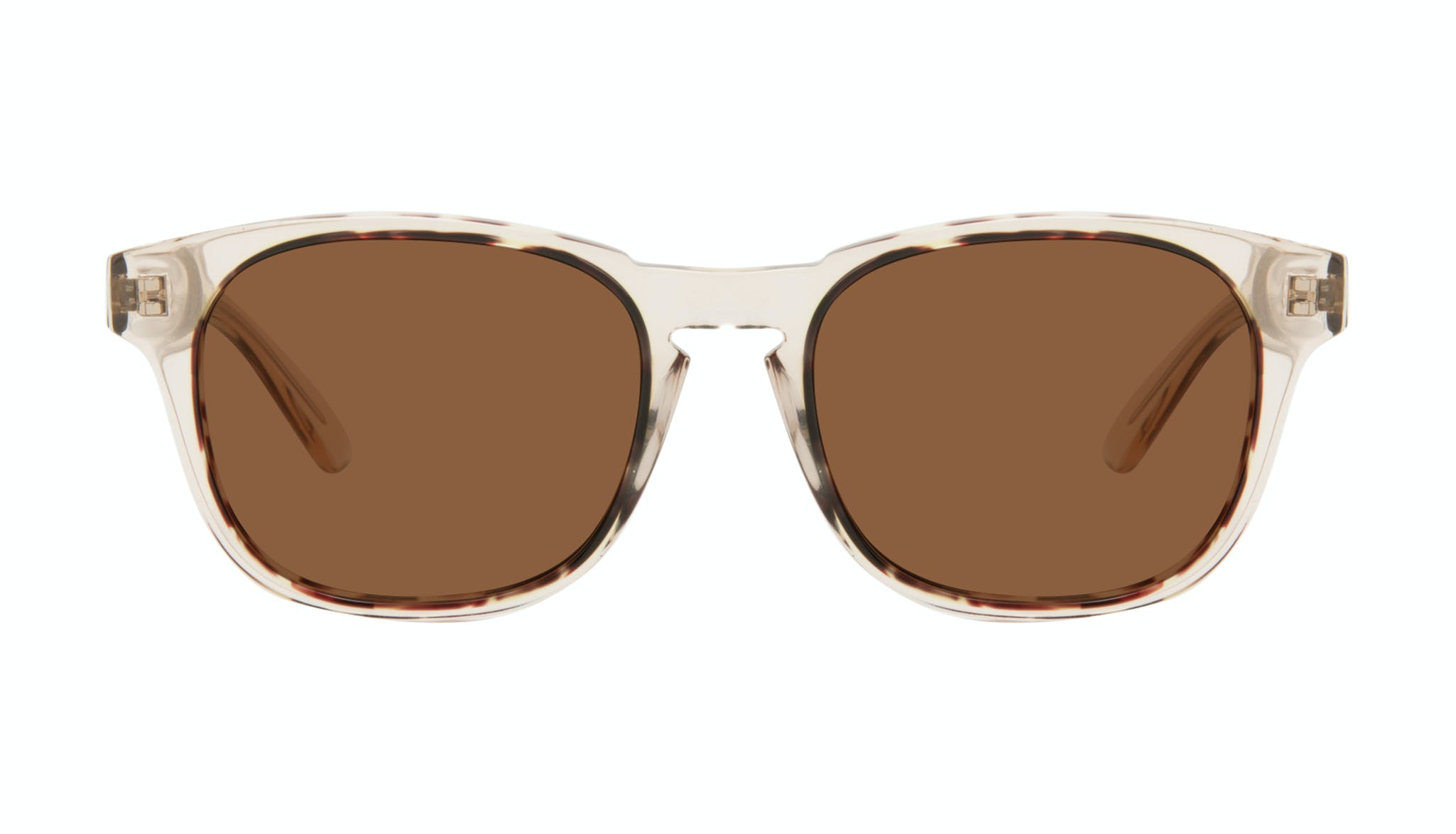 Affordable Fashion Glasses Square Sunglasses Men Outline Golden Tort