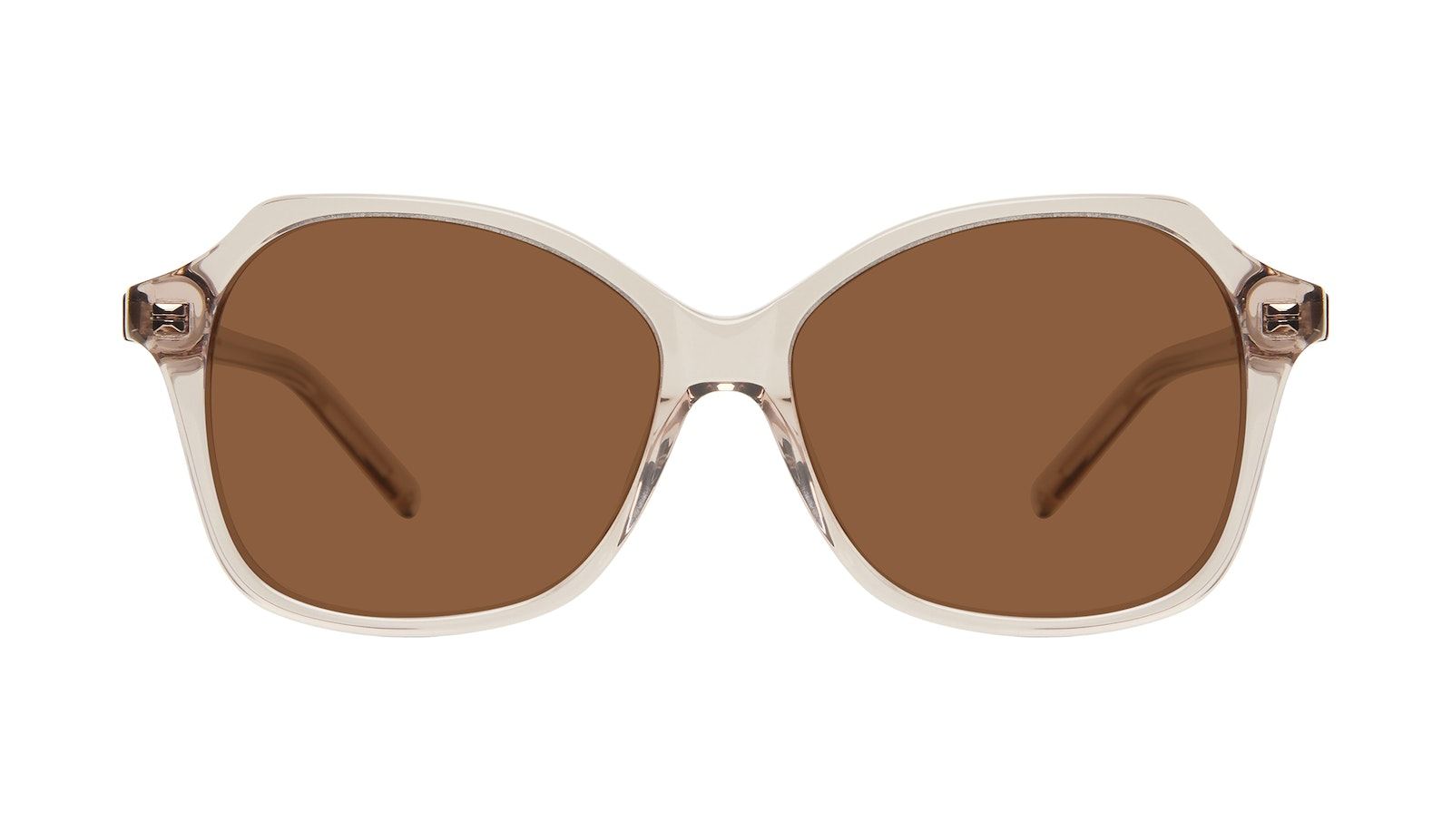 Affordable Fashion Glasses Square Sunglasses Women Outlook Sand