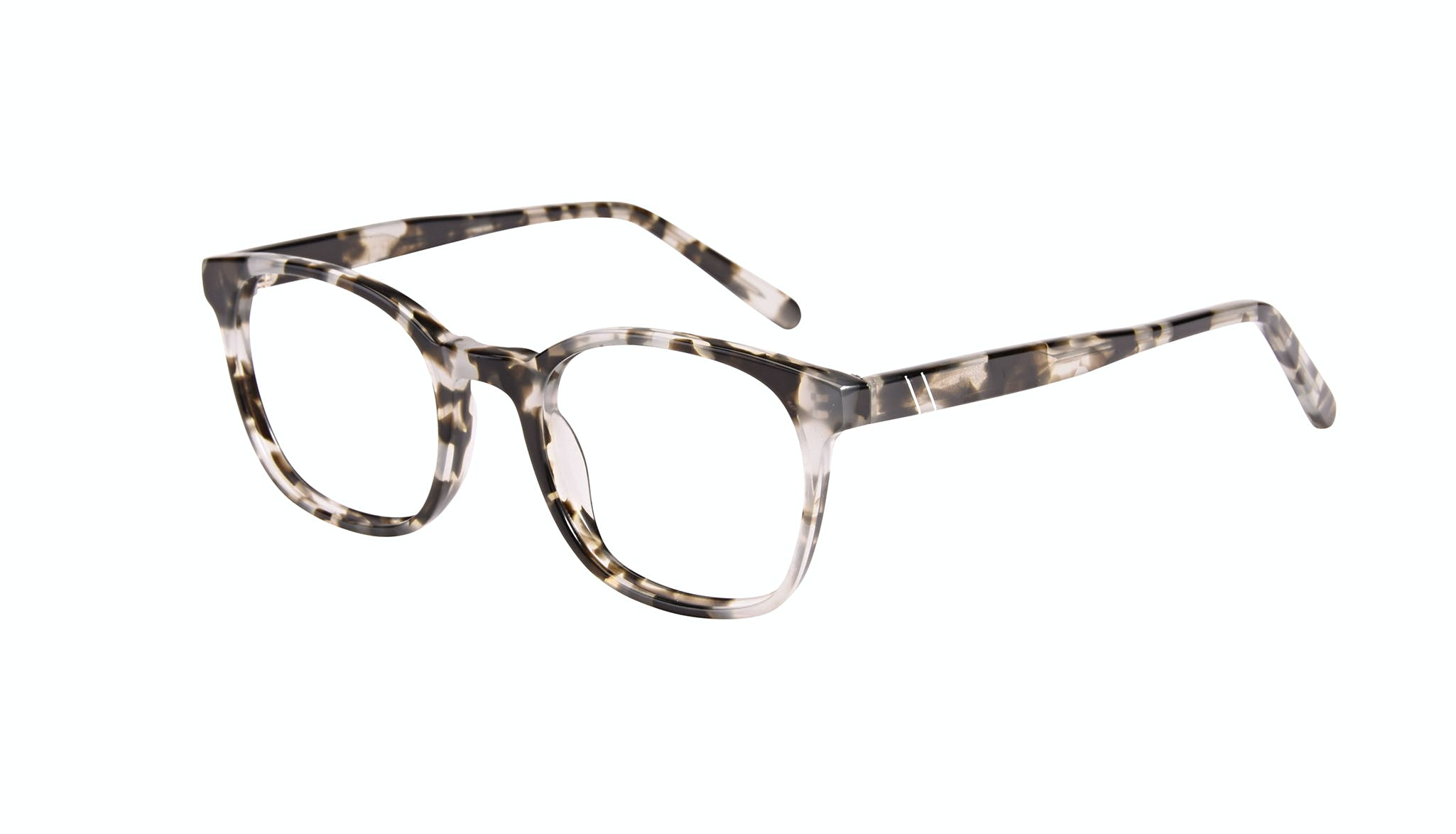 Affordable Fashion Glasses Rectangle Square Eyeglasses Men Peak Camo Tort Tilt