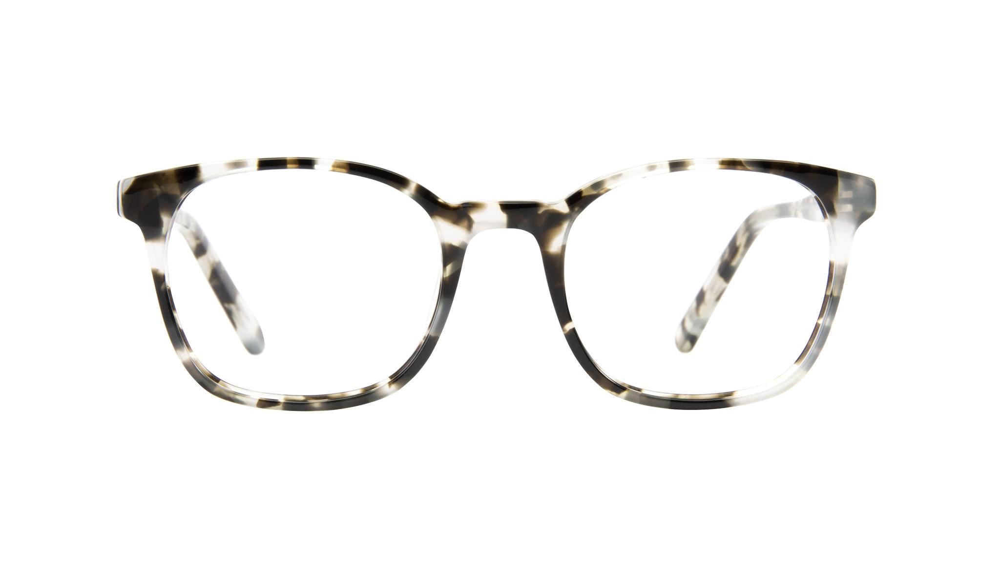 Affordable Fashion Glasses Rectangle Square Eyeglasses Men Peak Camo Tort