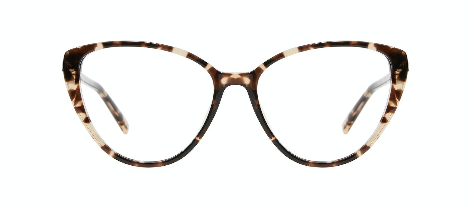 Lunettes tendance Oeil de chat Lunettes de vue Femmes Poise XS Leopard Face
