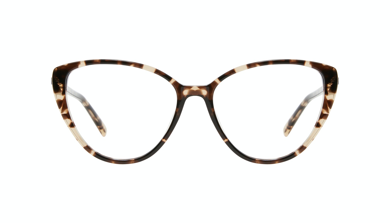 Affordable Fashion Glasses Cat Eye Eyeglasses Women Poise XS Leopard