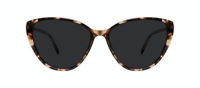 Affordable Fashion Glasses Cat Eye Sunglasses Women Poise Leopard Front
