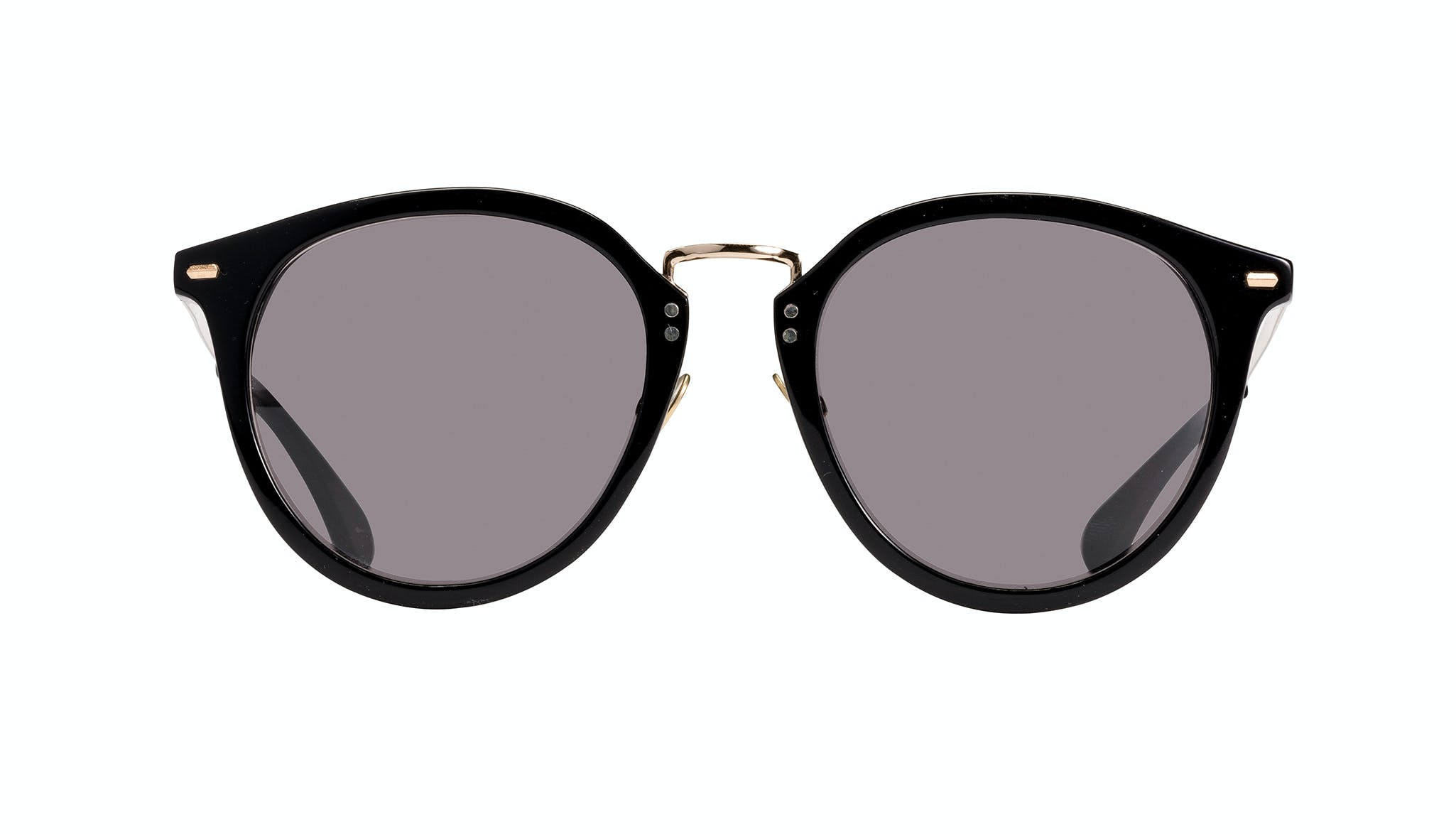 Affordable Fashion Glasses Round Sunglasses Women Poppy Ferris Front