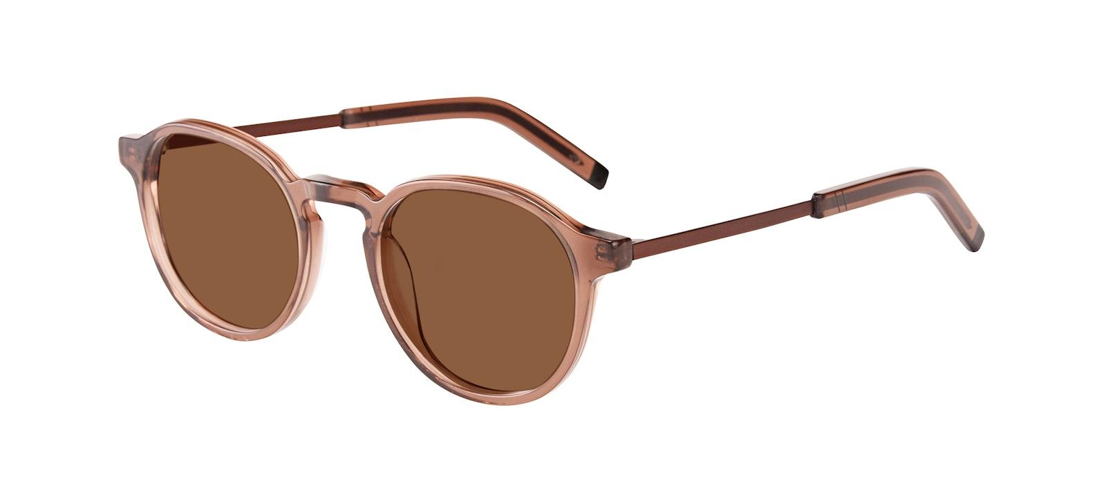 Affordable Fashion Glasses Round Sunglasses Men Prime XL Terra Tilt
