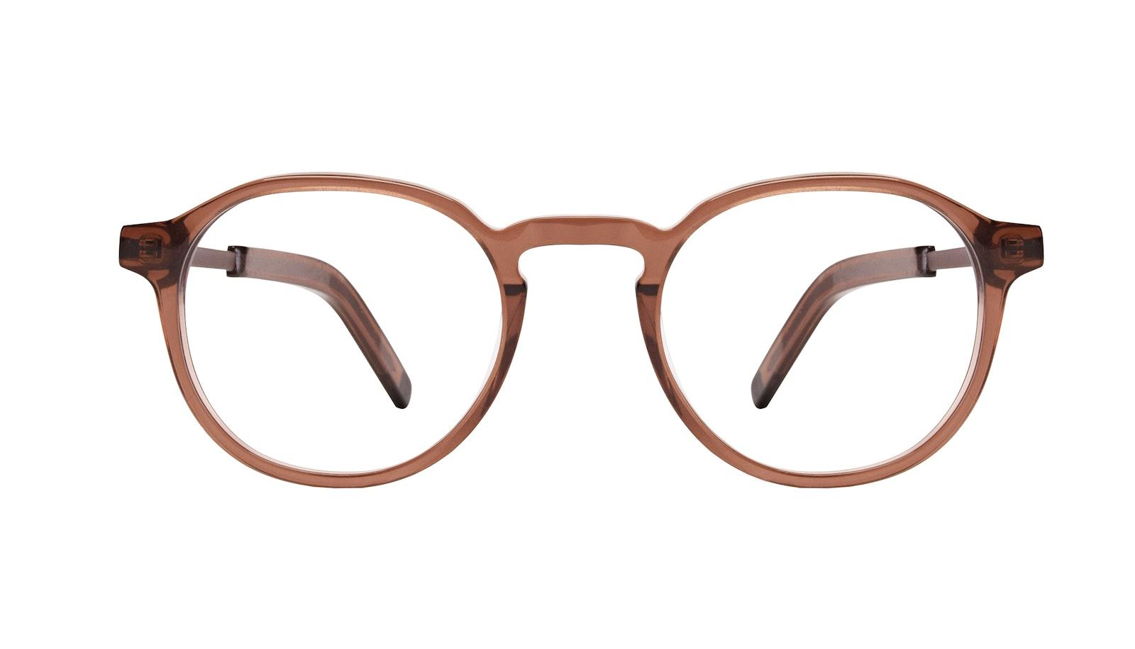 Affordable Fashion Glasses Round Eyeglasses Men Prime XL Terra